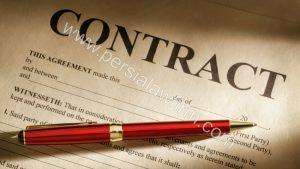 مشاوره تنظیم قرارداد های حقوقی