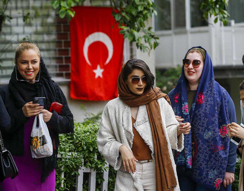 وکیل ایرانی مقیم ترکیه