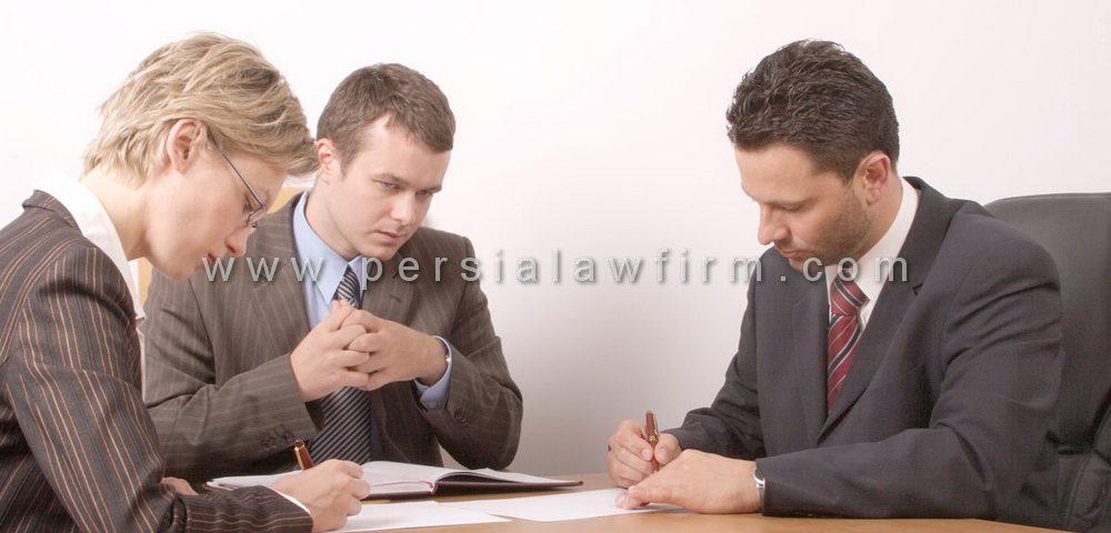 وکیل طلاق توافقی ایرانیان خارج از کشور
