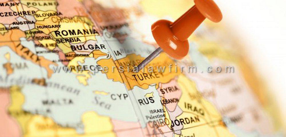 وکالت در ترکیه
